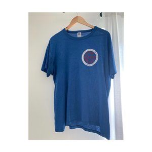 Vintage paper-thin Chicago Cubs Shirt